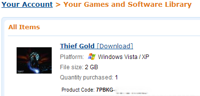 Steam-key-Thief