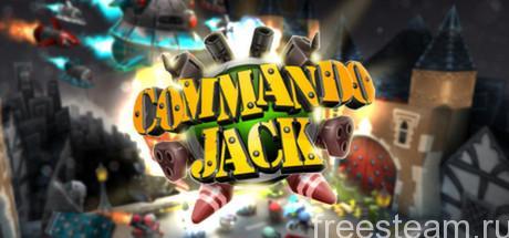 Commando Jack indiegala