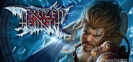 Frozen Hearth header