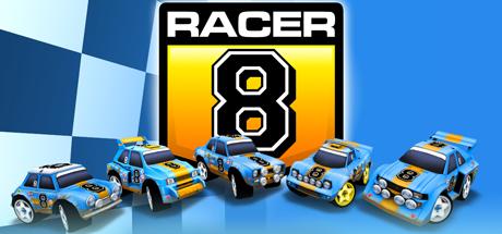 Racer 8 header