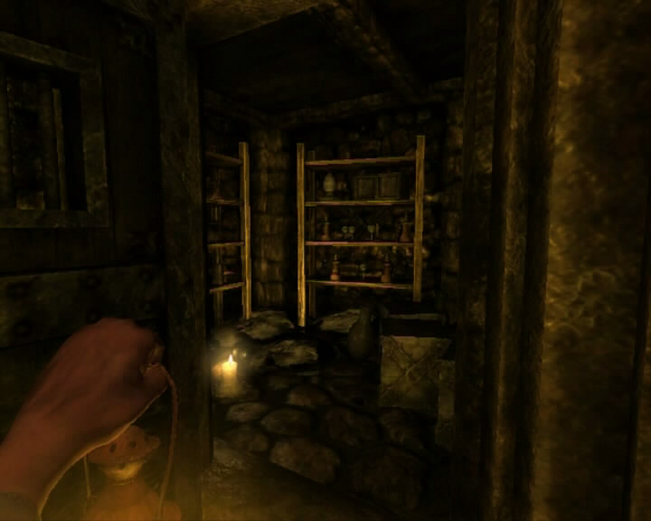 Amnesia The Dark Descent gameplay