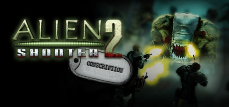 Alien Shooter 2 Conscription header