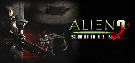 Alien Shooter 2 Reloaded header