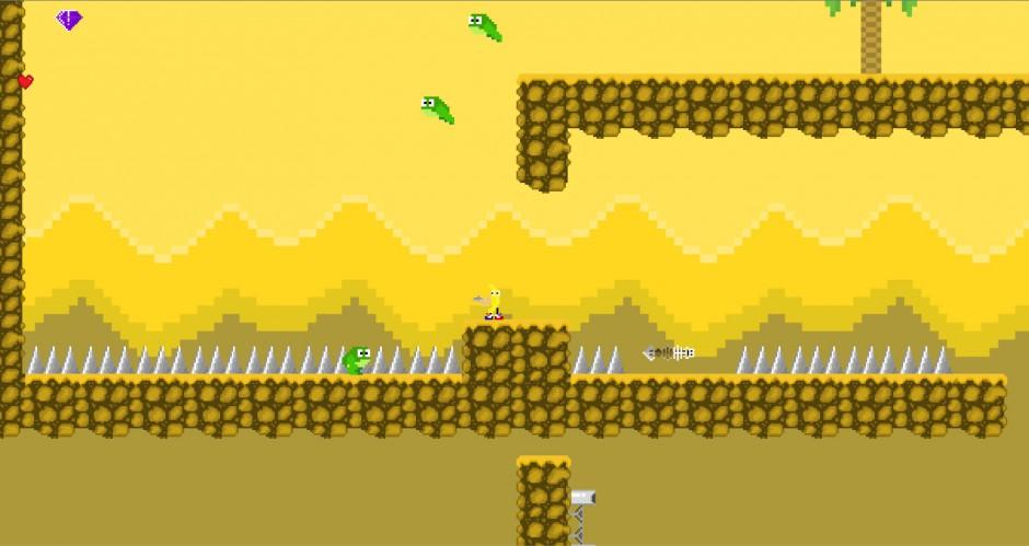 Blaster Shooter GunGuy gameplay