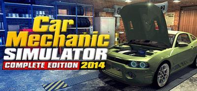 Car Mechanic Simulator 2014 header