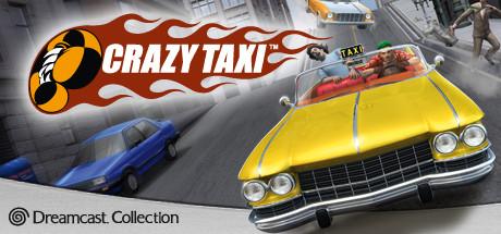 Crazy Taxi header