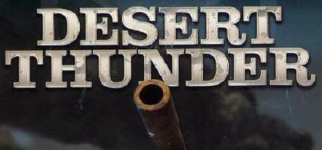 Desert Thunder header