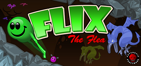 Flix The Flea header
