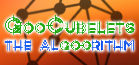 GooCubelets The Algoorithm header