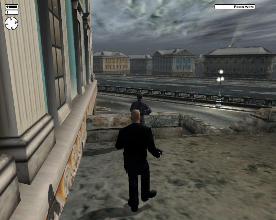 Hitman 2 Silent Assassin gameplay