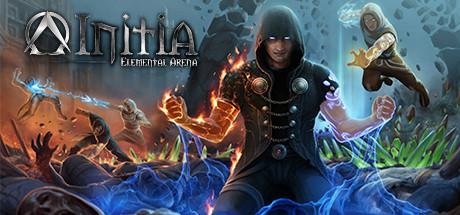 Initia Elemental Arena header