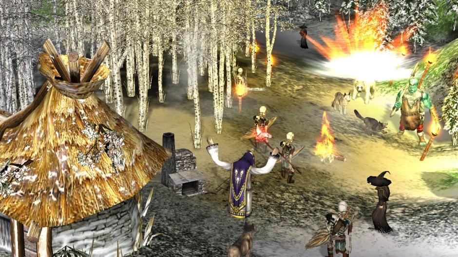 Knightshift gameplay