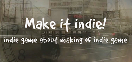 Make it indie! header