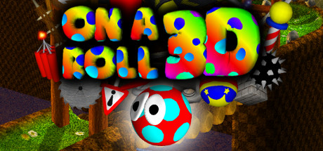 On A Roll 3D header