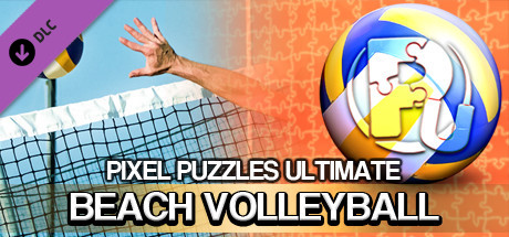 pixel-puzzles-ultimate-puzzle-pack-beach-volleyball-header