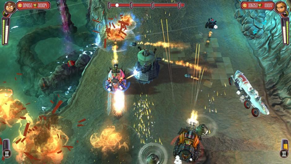 Pressure gameplay
