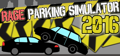 Rage Parking Simulator 2016 header