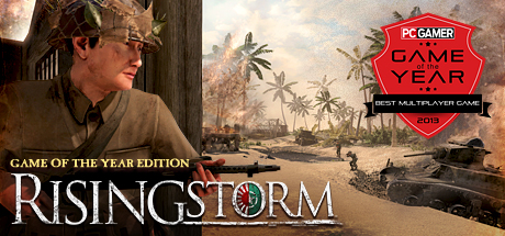 Rising Storm Game of the Year Edition header