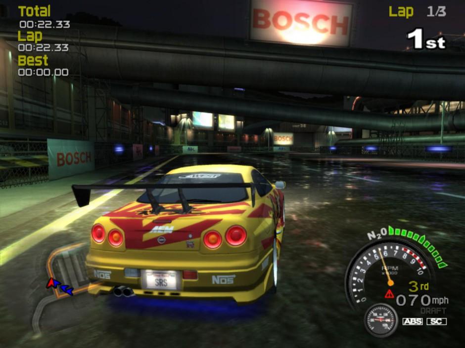 Street Racing Syndicate gameplay