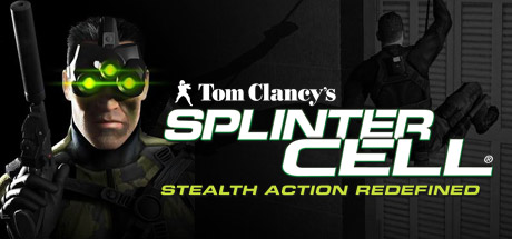 Tom Clancy's Splinter Cell Stealth Action Redefined header