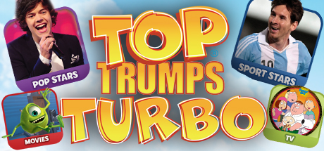Top Trumps Turbo header