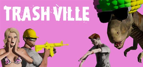 Trashville header