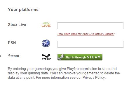 Playfire-steam