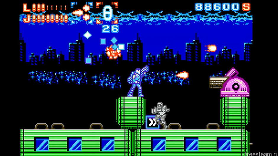 Jet Gunner gameplay