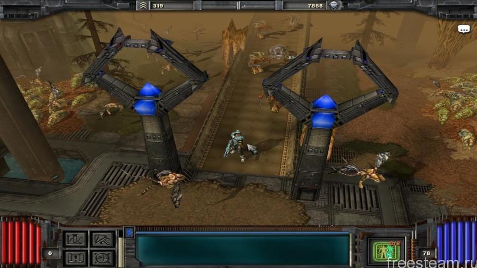 Space Hack  gameplay 1