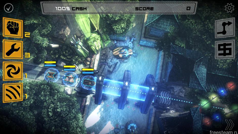 gameplay Anomaly Korea
