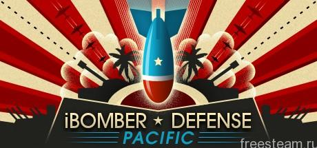 iBomber Defense Pacific header