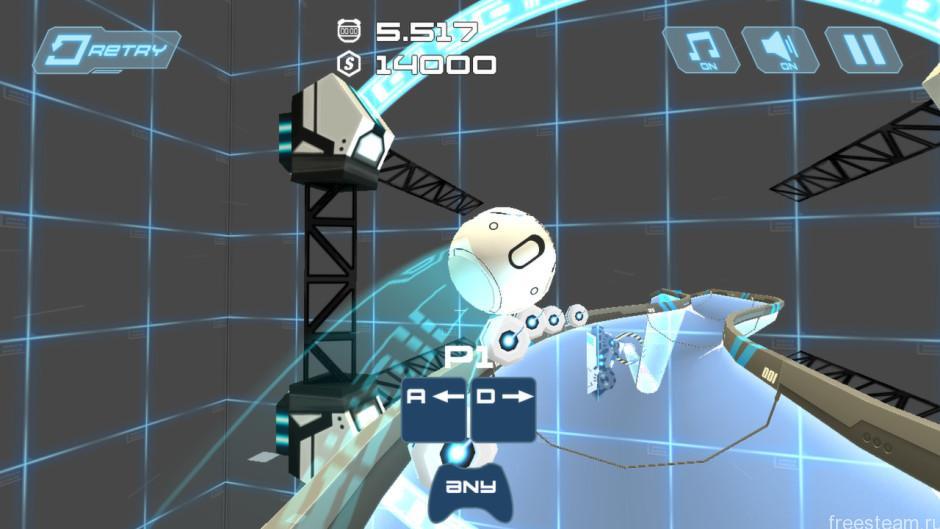 Orborun gameplay