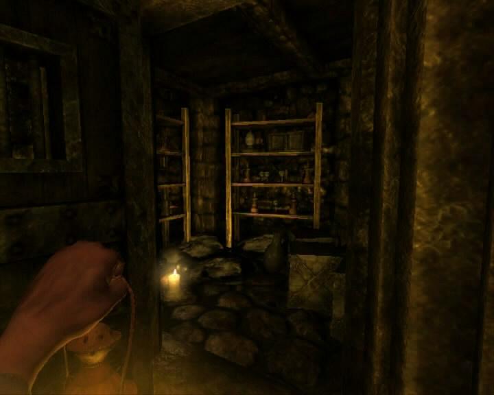 Amnesia The Dark Descent gameplay