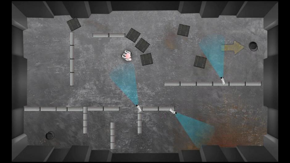Absconding Zatwor gameplay