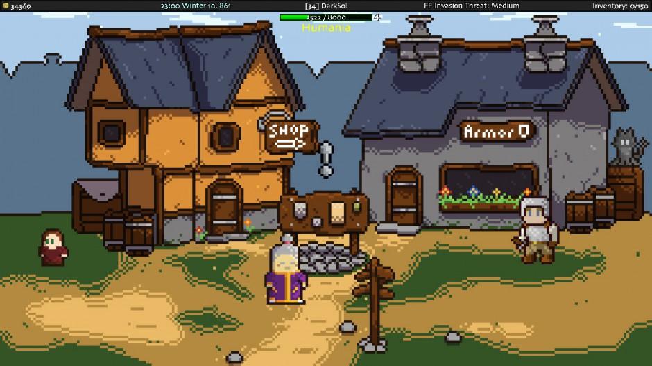 Adventurer Manager gameplay