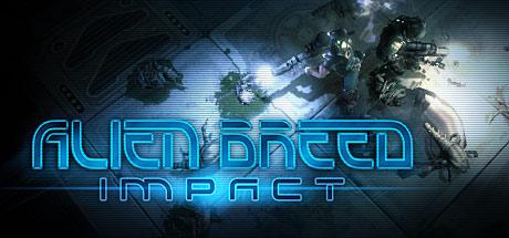 Alien Breed  Impact header