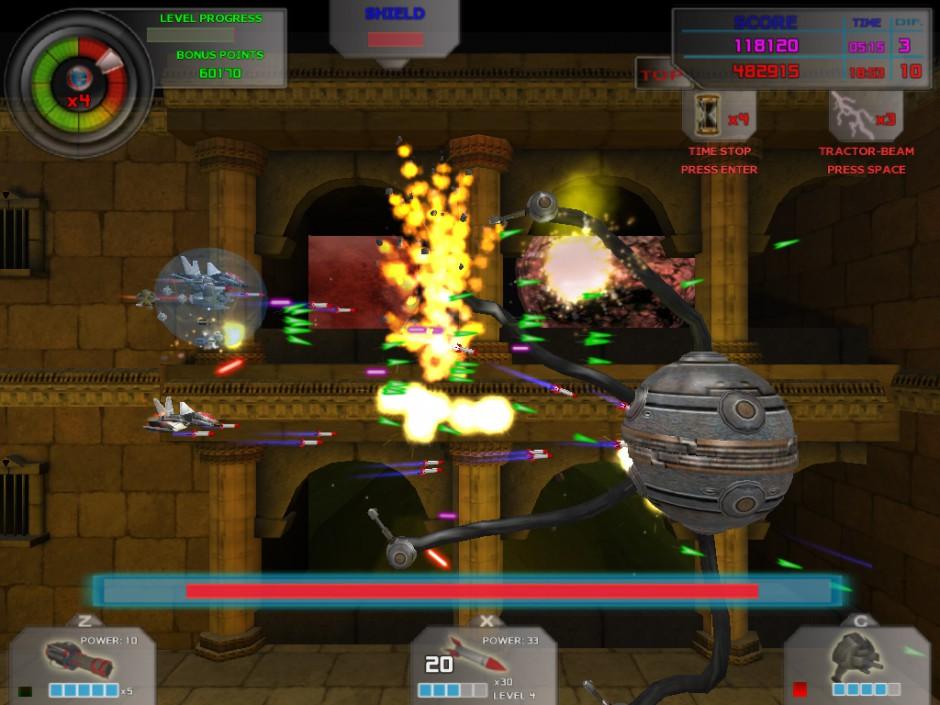 Arkhelom 3D gameplay