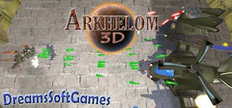 Arkhelom 3D header