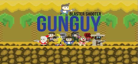 Blaster Shooter GunGuy header