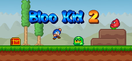Bloo Kid 2 header