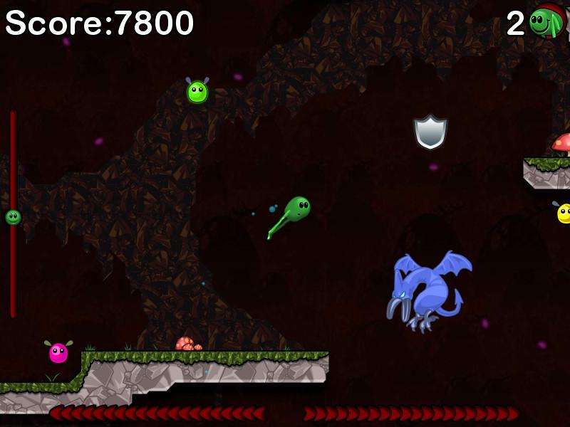 Flix The Flea gameplay