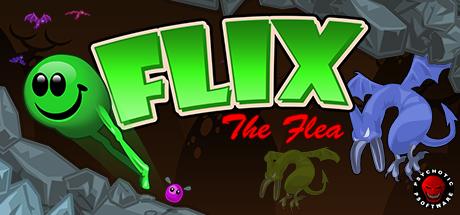 Flix The Flea header