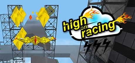 High On Racing header