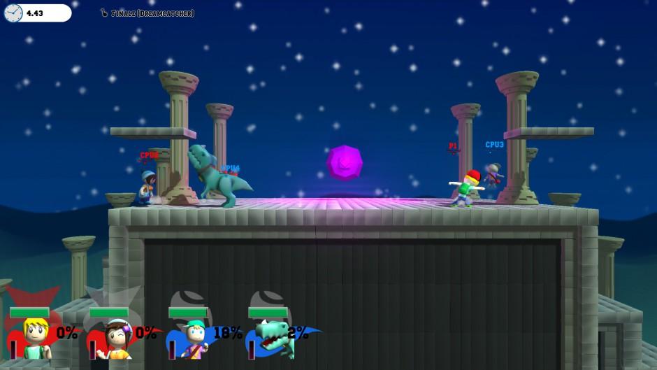 Indie Game Battle gameplay