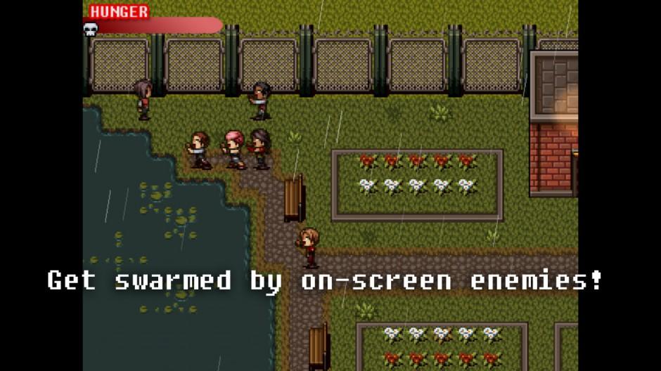 Invasion Brain Craving gameplay