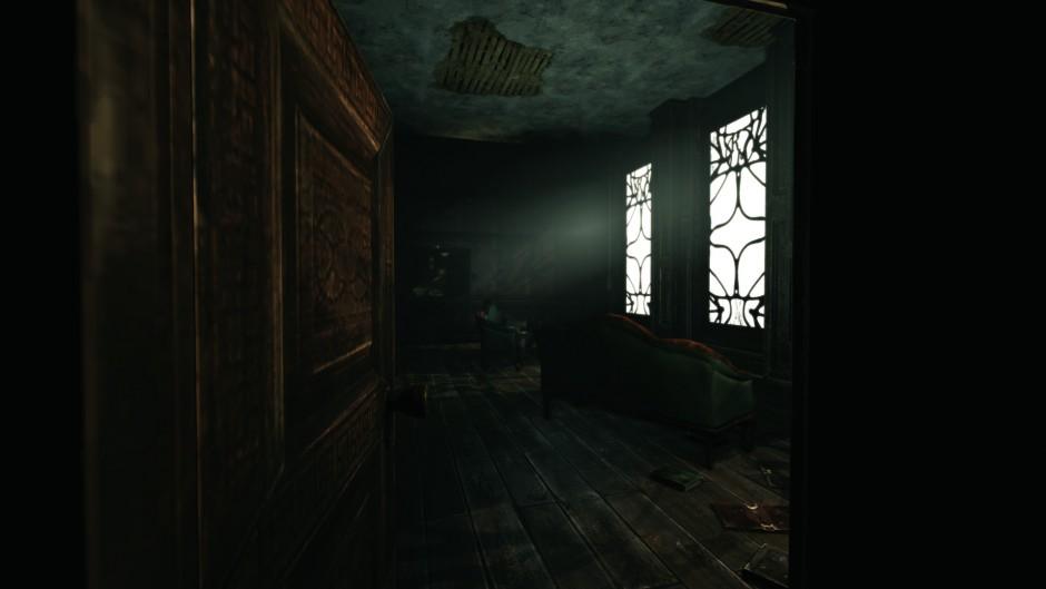 Kraven Manor gameplay