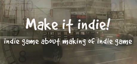 Make it indie! header