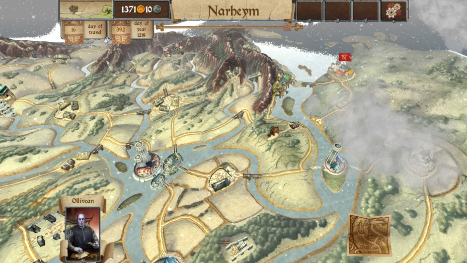 Merchants of Kaidan gameplay