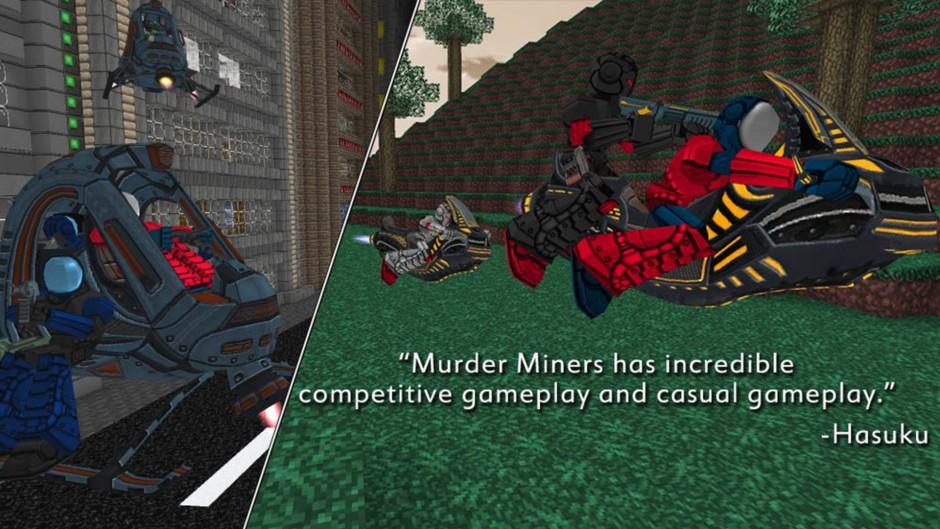 Murder Miners gameplay