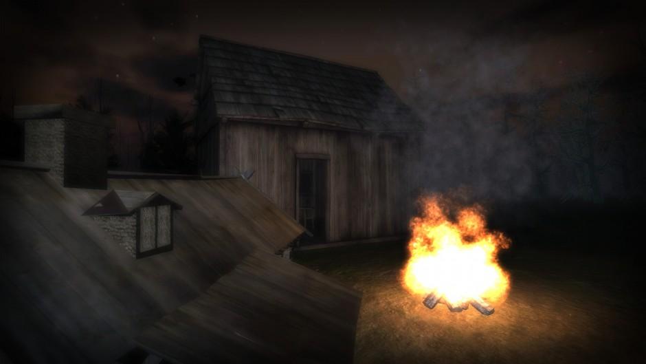 Nyctophobia gameplay